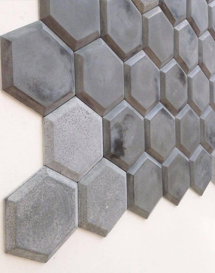 Плитка «соты» (43 фото): шестиугольная настенная плитка в интерьере, использование керамических шестигранников и шестиугольников для облицовки поверхностей