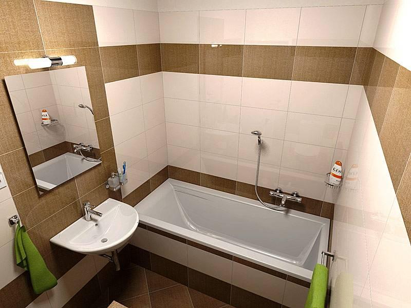 Дизайн ванной комнаты 2 кв м ( фото) – нет ничего невозможного