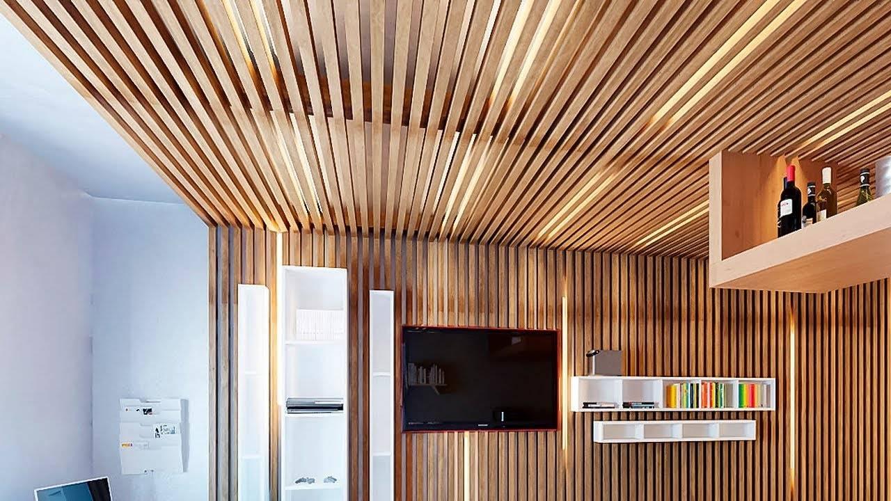 Ламинат на стене (75 фото) - идеи интерьеров, дизайн и отделка