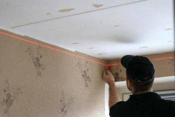 Способы крепления гипсокартонных листов к стене без профиля