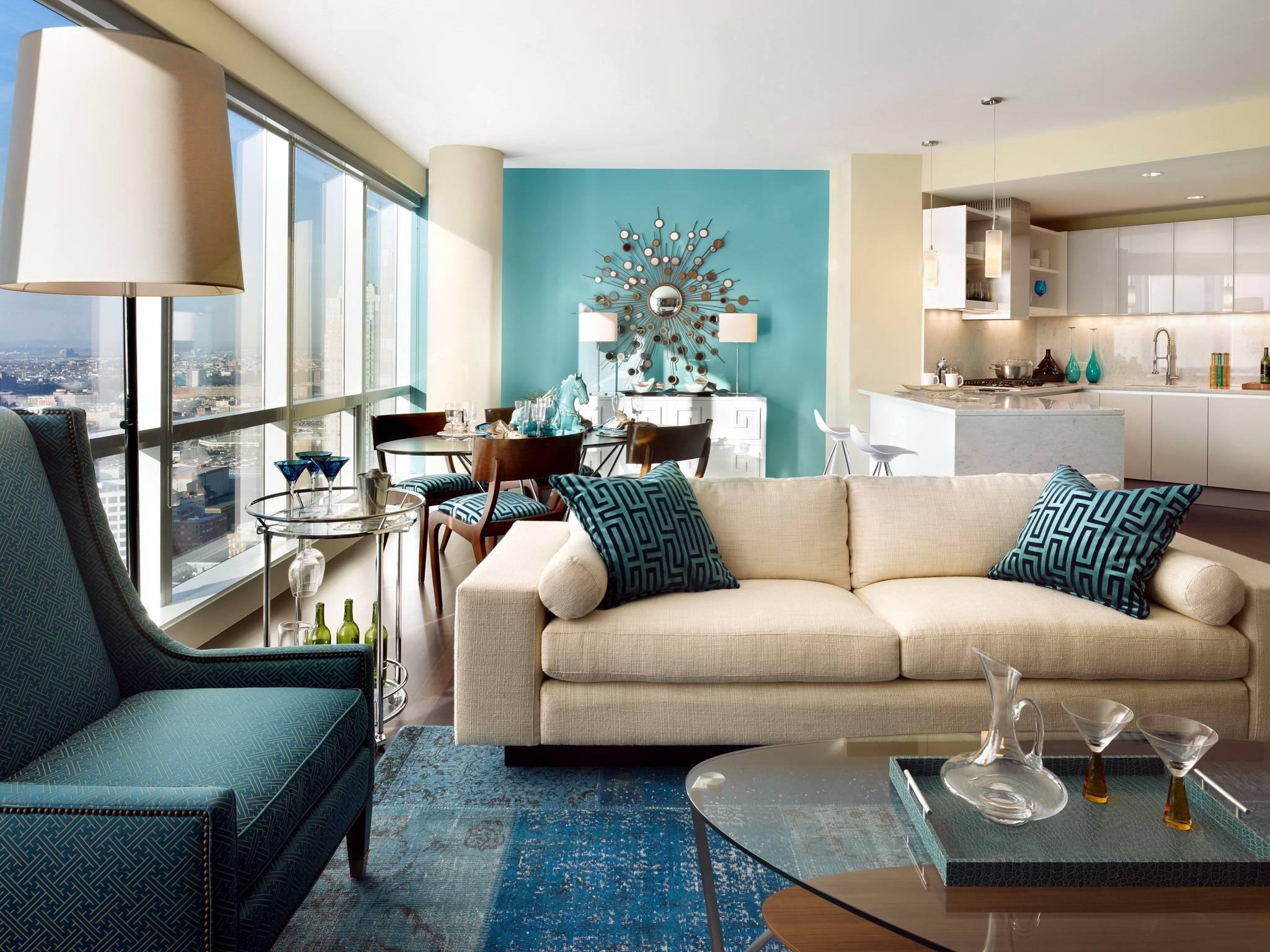 Сочетание бежевого цвета в интерьере – ваш надёжный дом