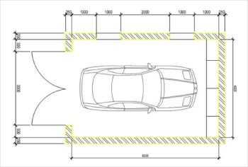 Сравнение габаритов легковых и грузовых автомобилей