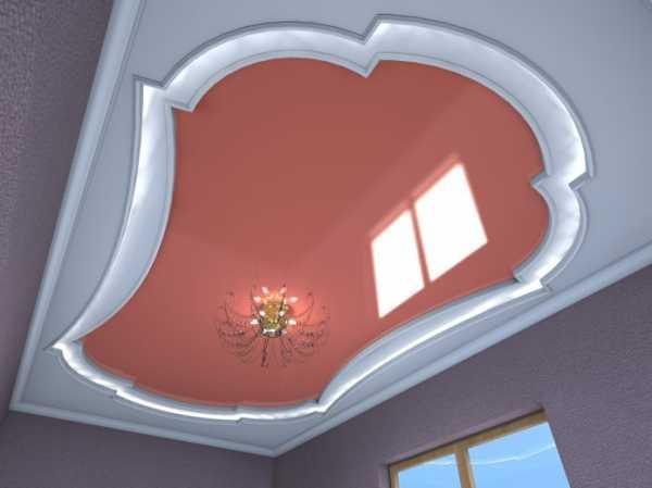Критерии выбора дизайна потолков