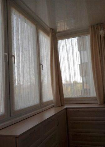 Шторы на балконную дверь: 245+ (фото) вариантов оформлений