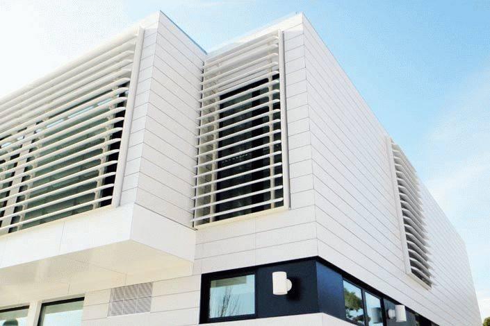 Монтаж керамогранита на фасад в деталях - строим сами