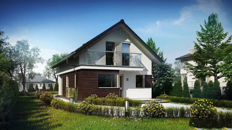 Проекты домов из пеноблоков 8х10 – как построить дом самостоятельно
