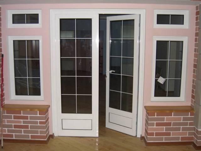 Установка пластиковых дверей: инструкция по монтажу | двери дома