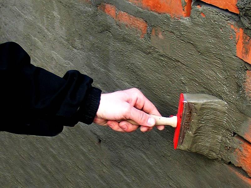 Цементная гидроизоляция, профессиональная гидроизоляция на цементной основе