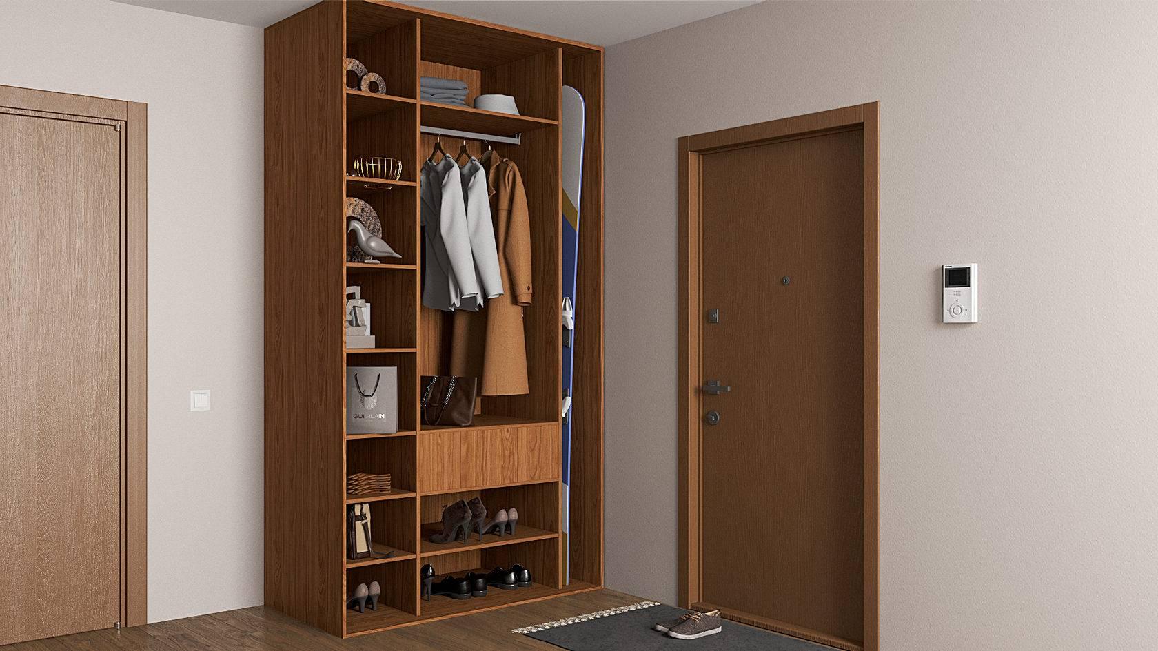 Шкаф купе в спальню – оптимизируем пространство правильно