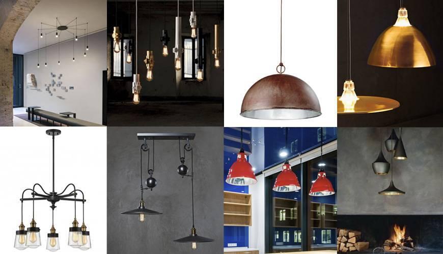 Стиль лофт в интерьере: примеры дизайна, фото