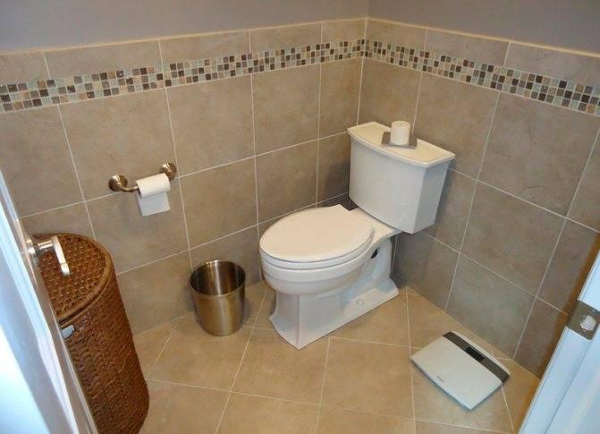 Укладка плитки в ванной и туалете своими руками | o-builder.ru