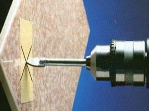 Сверла по кафелю и особенности сверления керамической плитки