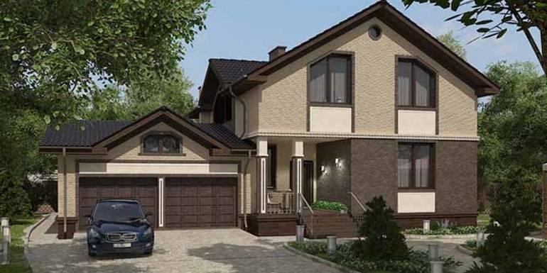 Проекты гаражей для одной машины, на две и более. индивидуальные проекты. проекты гаражей