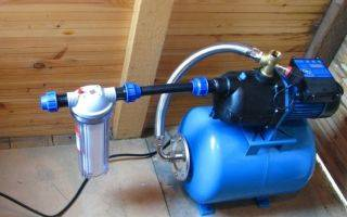 Выбор и установка насосной станции для водоснабжения частного дома