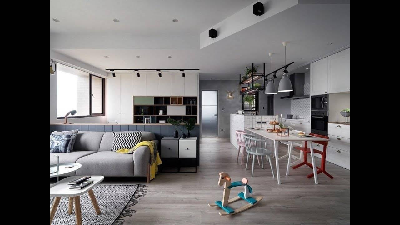 Кухня в скандинавском стиле: интерьер, фото, правила оформления