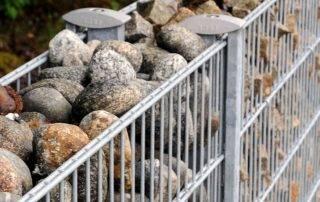 Забор из кирпича - пошаговая инструкция по строительству каменного забора своими руками (115 фото)
