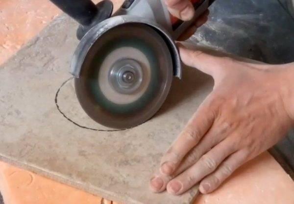 Чем и как резать керамогранит без сколов в домашних условиях