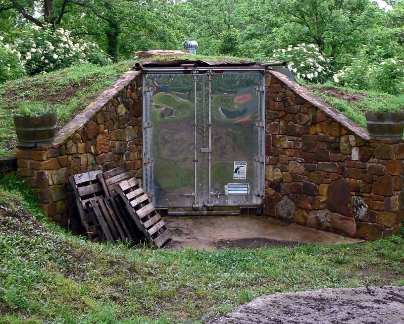 Особенности постройки погреба в доме
