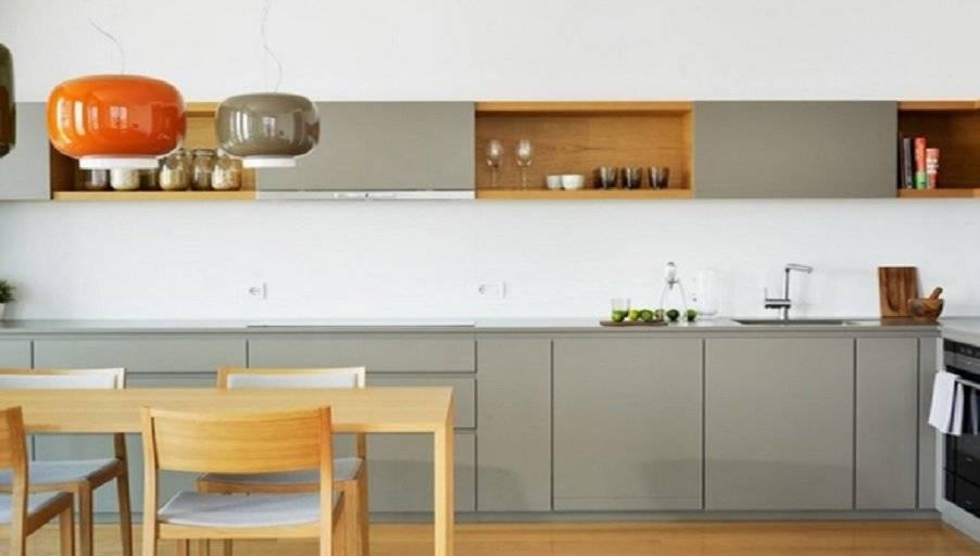 Размеры кухонных фасадов – расчеты с подсказками для новичков