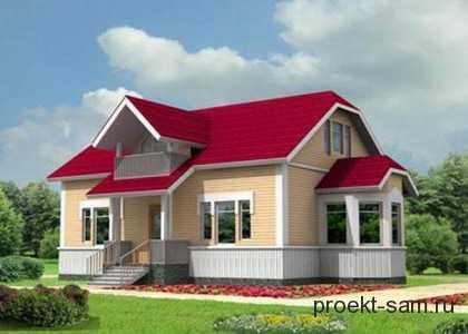 Строим дом из пенобетона своими руками варианты проектов