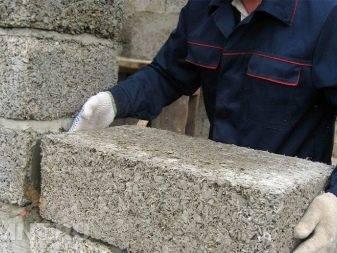Блоки из цемента и опилок: изготовление кирпича для бани и дома своими руками, как называются, отзывы