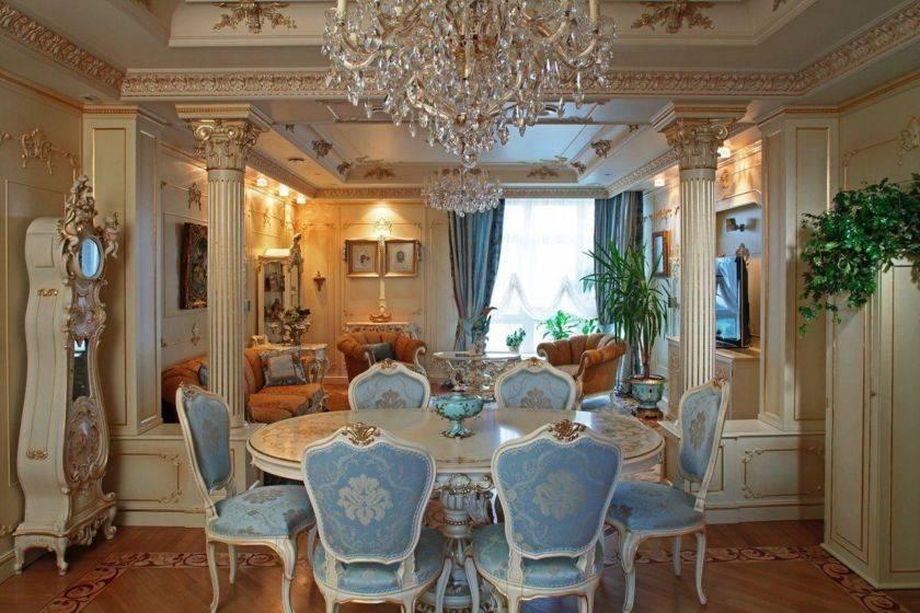 Спальня в стиле барокко: 86 лучших фото-идей дизайна интерьера