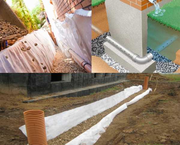 Устройство дренажной системы на глинистой почве | сажаем сад