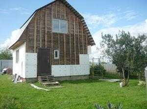 7 этапов утепления стен деревянного дома снаружи ⋆ domastroika.com