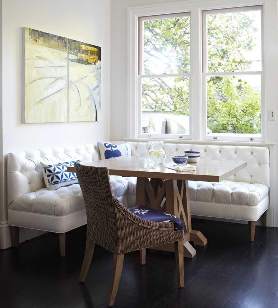 Кухонные уголки для маленькой кухни - 74 фото дизайнакухня — вкус комфорта