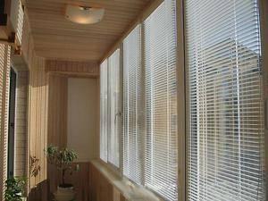 Чем закрыть окна на балконе от солнца: виды материалов