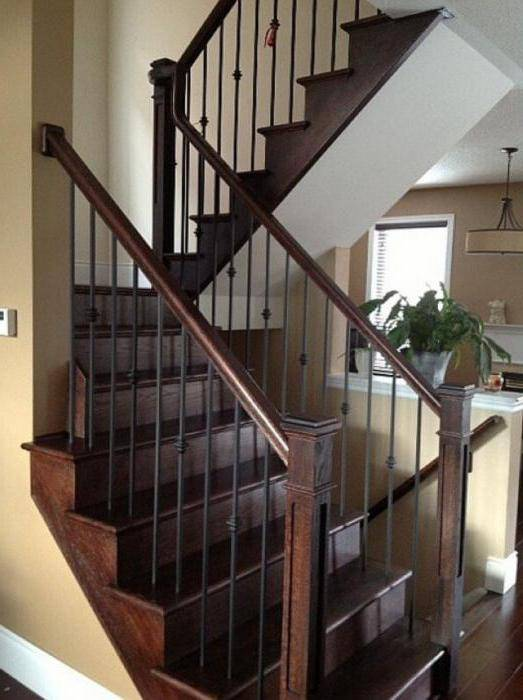 Установка балясин на деревянную лестницу своими руками: варианты крепления, этапы монтажа, фото и видео - дом и участок