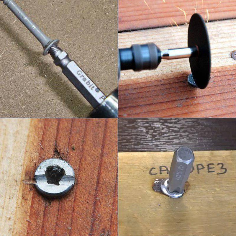 Как открутить гайку с сорванными гранями? как выкрутить слизанную гайку в труднодоступном месте? как снять гайку с сорванной резьбой ключом?