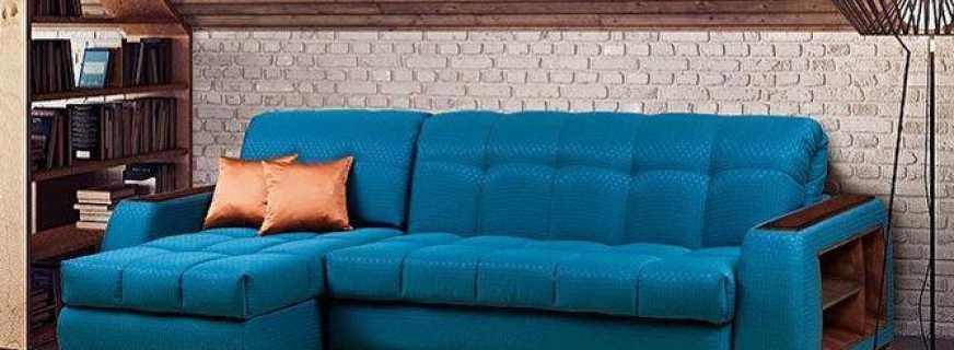 Механизмы трансформации диванов, преимущества, особенности