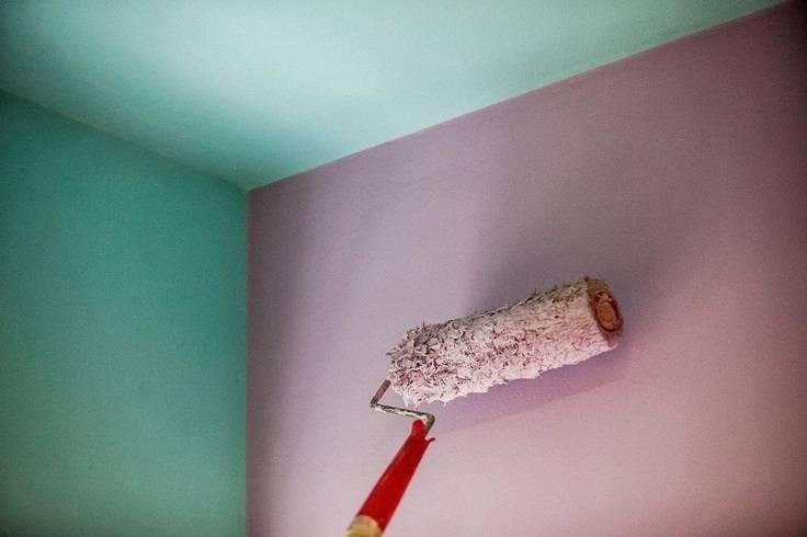 Подготовка стен под покраску порядок работ, цена за м2, своими руками