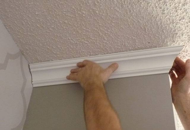 Советы по декору потолка своими руками