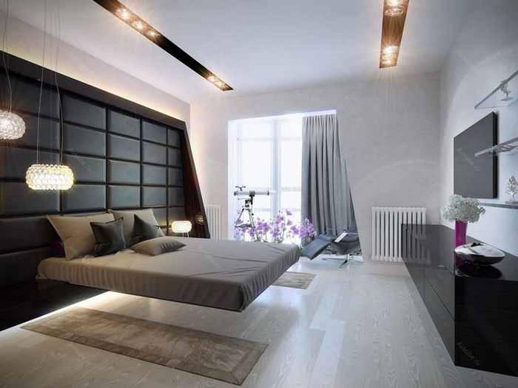 75 интересных идей дизайна спальни-гостиной 18 кв.м.