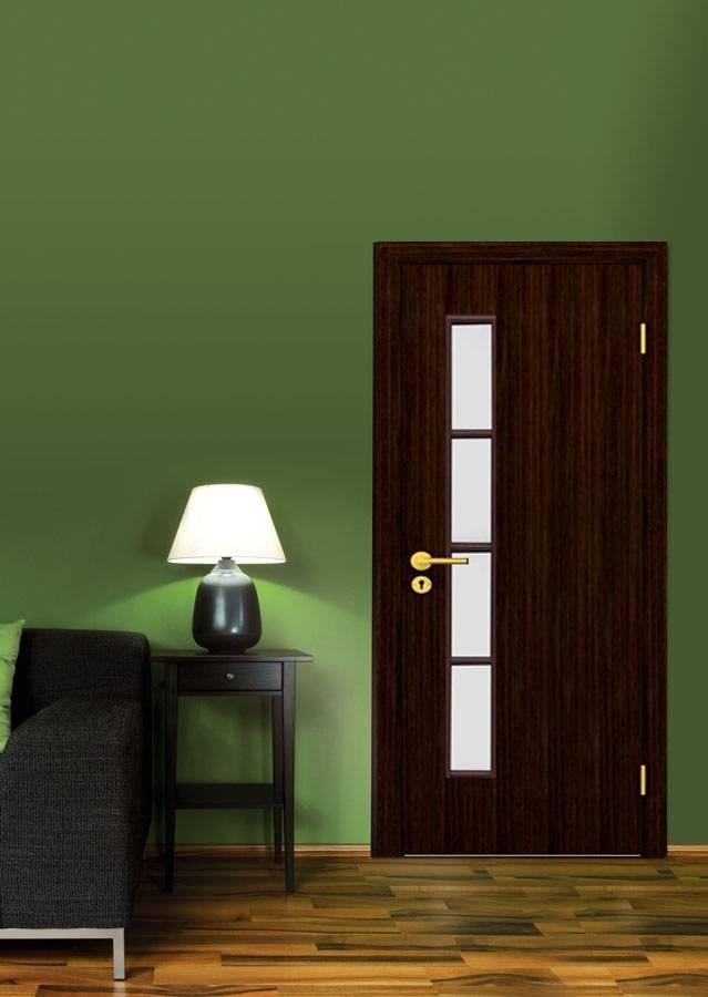 Чем хороши ламинированные межкомнатные двери: обзор материалов