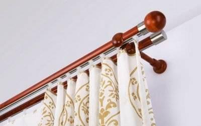 Потолочный карниз для штор и его монтаж: как крепить своими руками? Виды карнизов