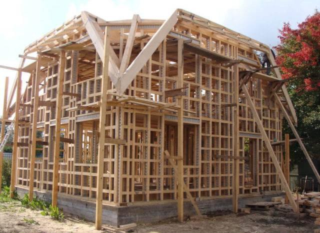 Чем лучше сделать наружную и внутреннюю обшивку стен каркасного дома своими руками