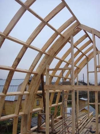 Купольные дома технология строительства. геодезический и монолитный купол