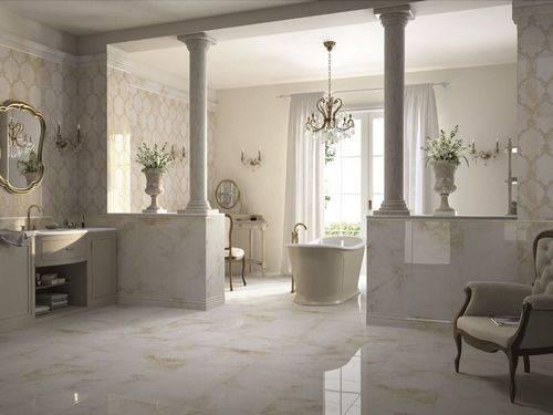 Плитка под мрамор белый для ванной, напольная керамическая плитка на кухню, итальянский черный кафель