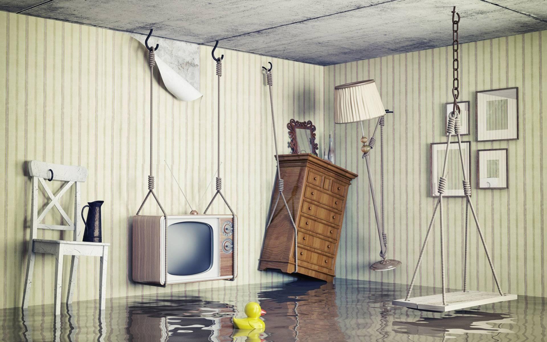 Затопили квартиру - что делать и куда обращаться если тебя топит сосед сверху, как оценить ущерб