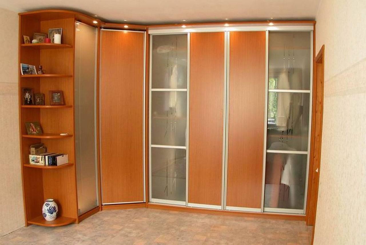 Угловой шкаф в детскую комнату (19 фото) - живые примеры в интерьере
