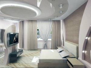 Виды и типы подвесных потолков по конструкции и материалу изготовления