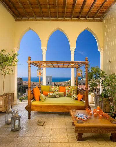 Ванная в марокканском стиле – капля сочной экзотики в серых буднях