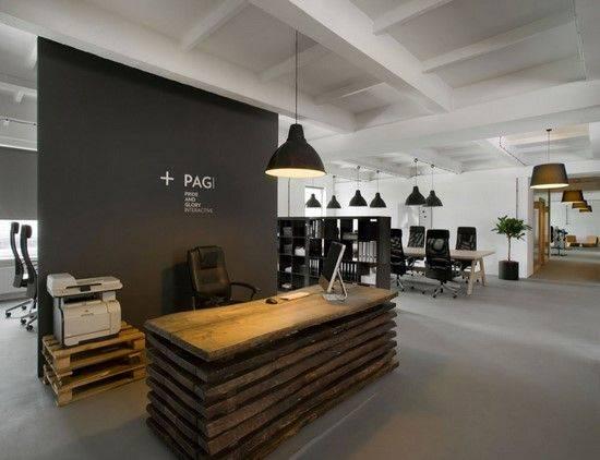 Дизайн интерьера кабинета: в офисе, домашний, оборудуем в доме, стили оформления - английский, классический, современный | ileds.ru