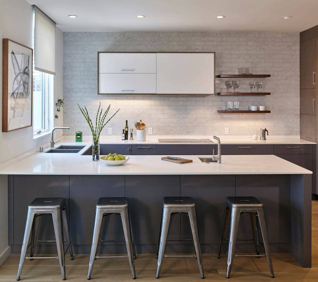 Нюансы планировки площадью кухни 11 кв. м: лучшие проекты и идеи дизайна