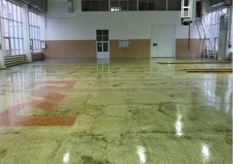 Топпинг для бетонного пола: виды, область применения и производители