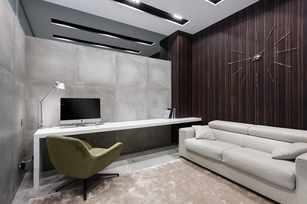 Фото дизайна кабинета для женщины