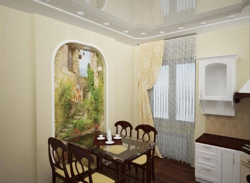 Фрески в интерьере современного дома (50 фото)